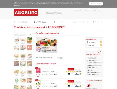 Choisir votre restaurant à LE BOURGET -...