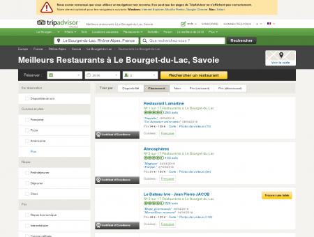 Les 10 meilleurs restaurants à Le Bourget-du...