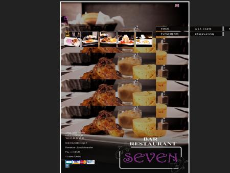 Restaurant Seven - Le Bourget