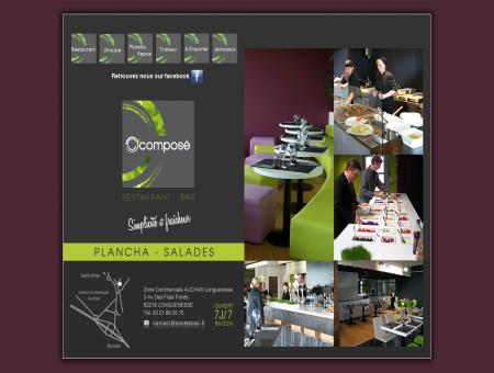 O'composé - Restaurant - Bar