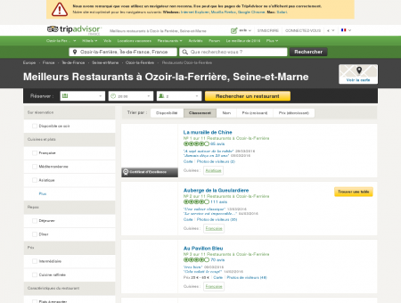 Les 10 meilleurs restaurants à Ozoir-la-Ferrière ...