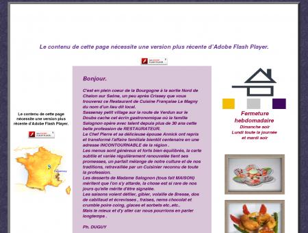 Restaurant Le Magny - SASSENAY - Chalon...