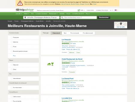 Les 5 meilleurs restaurants à Joinville -...