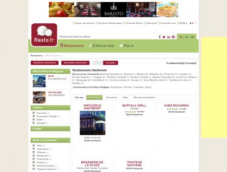Restaurant Hautmont - Guide Restaurants...