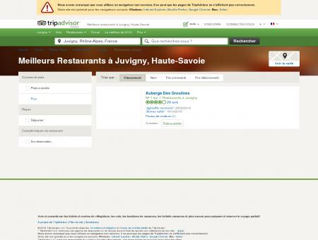 Les meilleurs restaurants à Juvigny - TripAdvisor