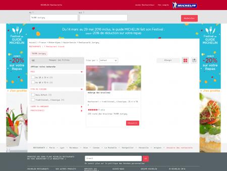 RESTAURANTS 74100 Juvigny : 1 Restaurant...
