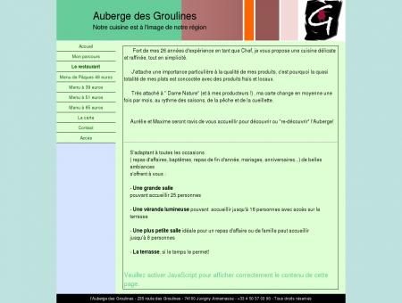 Restaurant Gastronomique Auberge des...