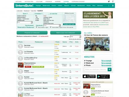 Restaurant Illzach : Le guide des meilleurs...
