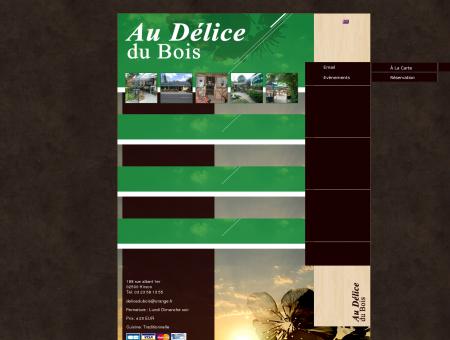 Restaurant Au Delice Du Bois - Hirson