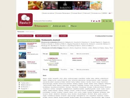 Restaurant Jeumont - Guide Restaurants...
