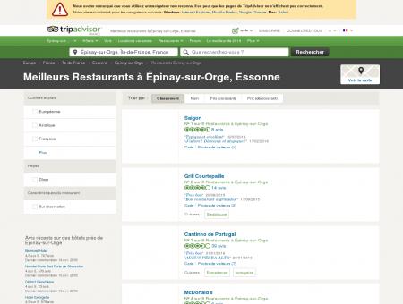 Les 5 meilleurs restaurants à Épinay-sur-Orge ...