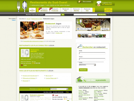 Restaurant à jegun - Guide des restaurants...