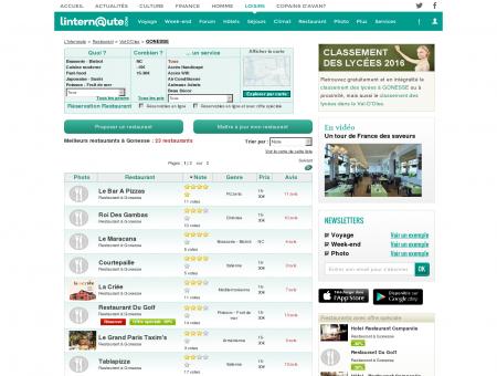 Restaurant Gonesse : Le guide des meilleurs...