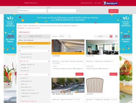 Restaurants 78280 Guyancourt - MICHELIN...