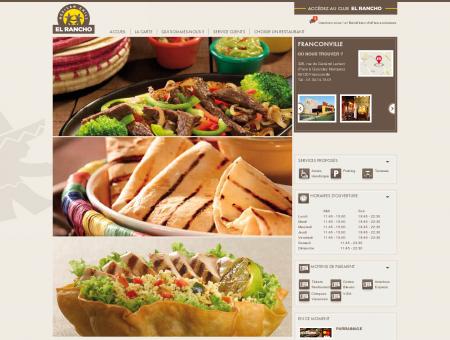 El Rancho - restaurant mexicain Franconville -...