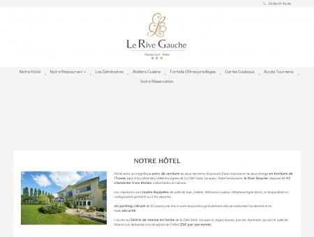 Notre Hôtel | Hôtel / Restaurant bourgogne, le...