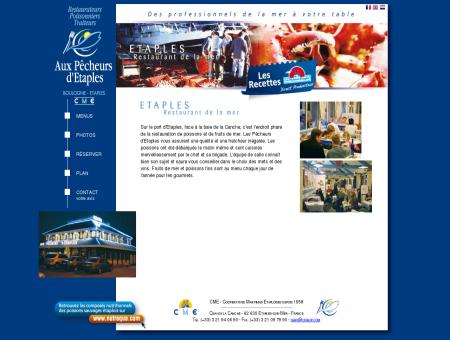 Aux Pêcheurs d'Etaples - Etaples - Restaurant ...
