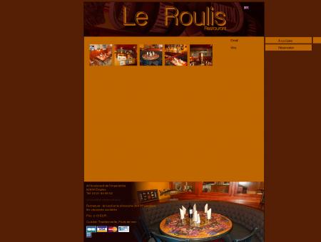 Restaurant Le Roulis - Étaples