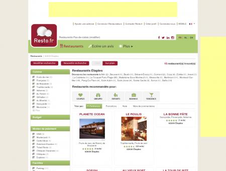 Restaurant Étaples - Guide Restaurants...