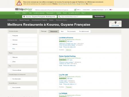restaurant kourou