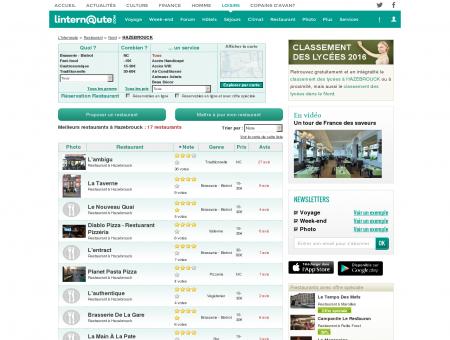 Restaurant Hazebrouck : Le guide des...