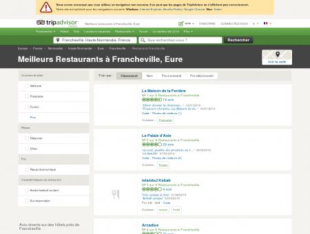 Les 5 meilleurs restaurants à Francheville -...