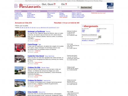 Vous cherchez un restaurant, un traiteur en...