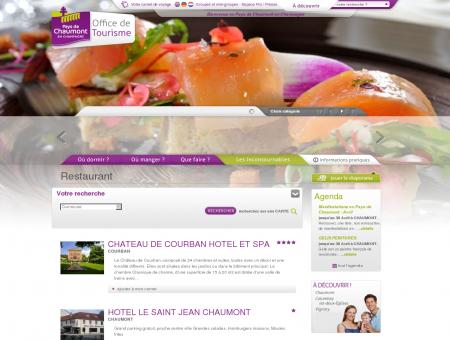 Restaurant Chaumont, resto Chaumont,...