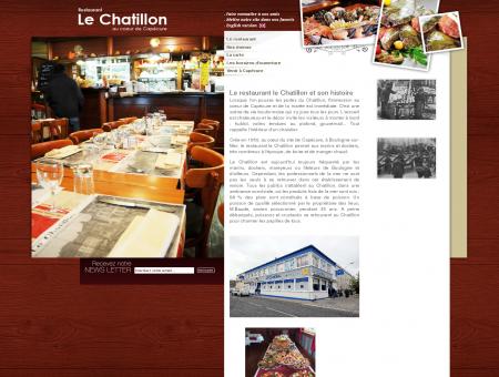 Le restaurant le Chatillon et son histoire