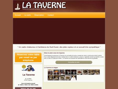 La Tarverne restaurant - spécialité grillades -...