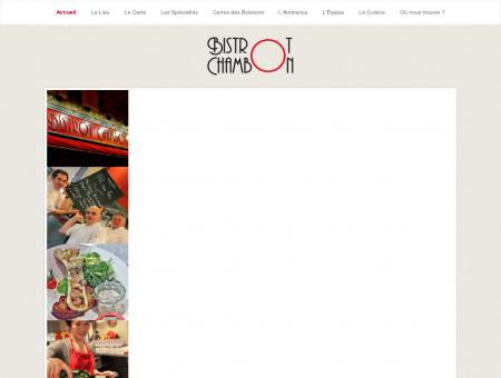 Restaurant Brasserie Bistrot Chambon à Brive...