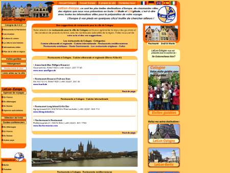 Cologne: Les meilleurs restaurants et cafés de...