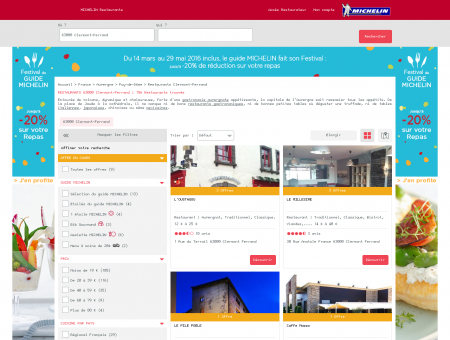 Restaurants 63000 Clermont-Ferrand -...