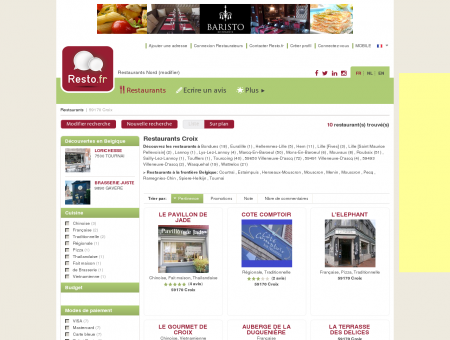 Restaurant Croix - Guide Restaurants Croix -...