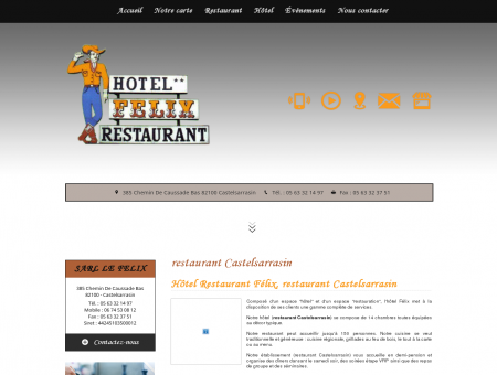 L'hôtel Restaurant Félix (restaurant...