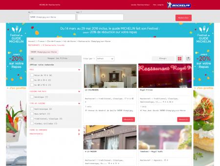 Restaurants 94500 Champigny-sur-Marne -...