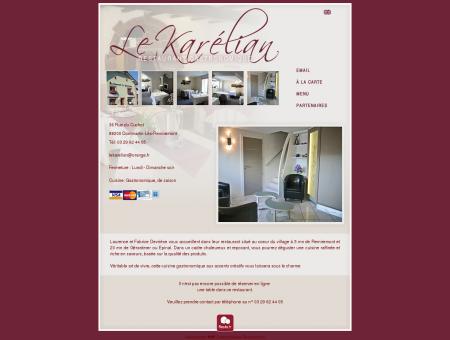 Restaurant Le Karelian - Dommartin-Lès...