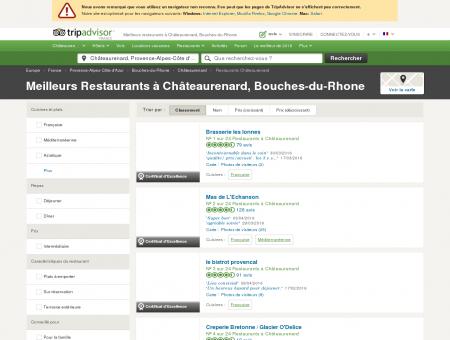 Les 10 meilleurs restaurants à Châteaurenard ...