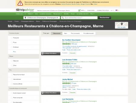 Les 10 meilleurs restaurants à Châlons-en...