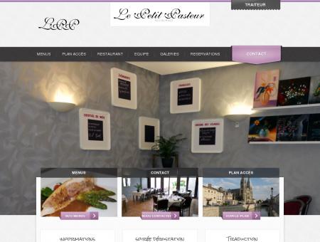Restaurant le Petit Pasteur - Châlons-en...