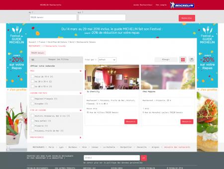 Restaurants 59220 Denain - MICHELIN...