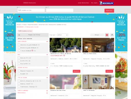 Restaurants 76490 Caudebec-en-Caux -...