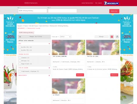 Restaurants 92290 Châtenay-Malabry -...