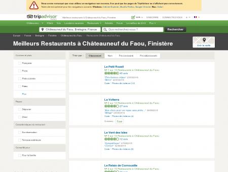 Les 10 meilleurs restaurants à Châteauneuf du...