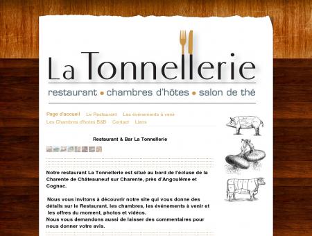 chateauneuf - Restaurant La Tonnellerie