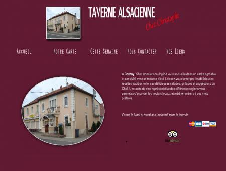 Restaurant La Taverne Alsacienne Cernay