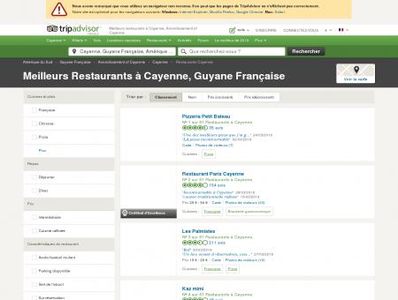 Les 10 meilleurs restaurants à Cayenne -...