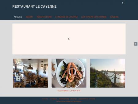 Restaurant Le Cayenne