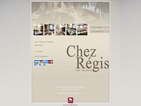Restaurant Chez Regis - Bailleul