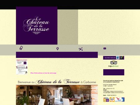 Restaurant de charme à Carbonne - « Nos...